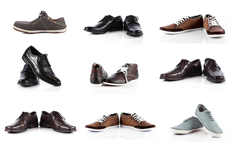 Arch Supports Men's Shoes | Pain Relief