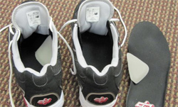 Softball Cleats with Instant Arches