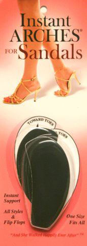 Arch Support Inserts For Sandals