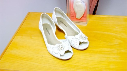 Instant Arches for Flat Wedding Shoes